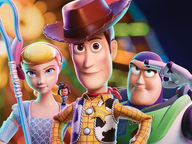 Toy Story 4 llega a las salas de cine en junio