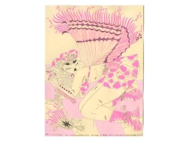 Heather Benjamin 個展『Burden of Blossom』