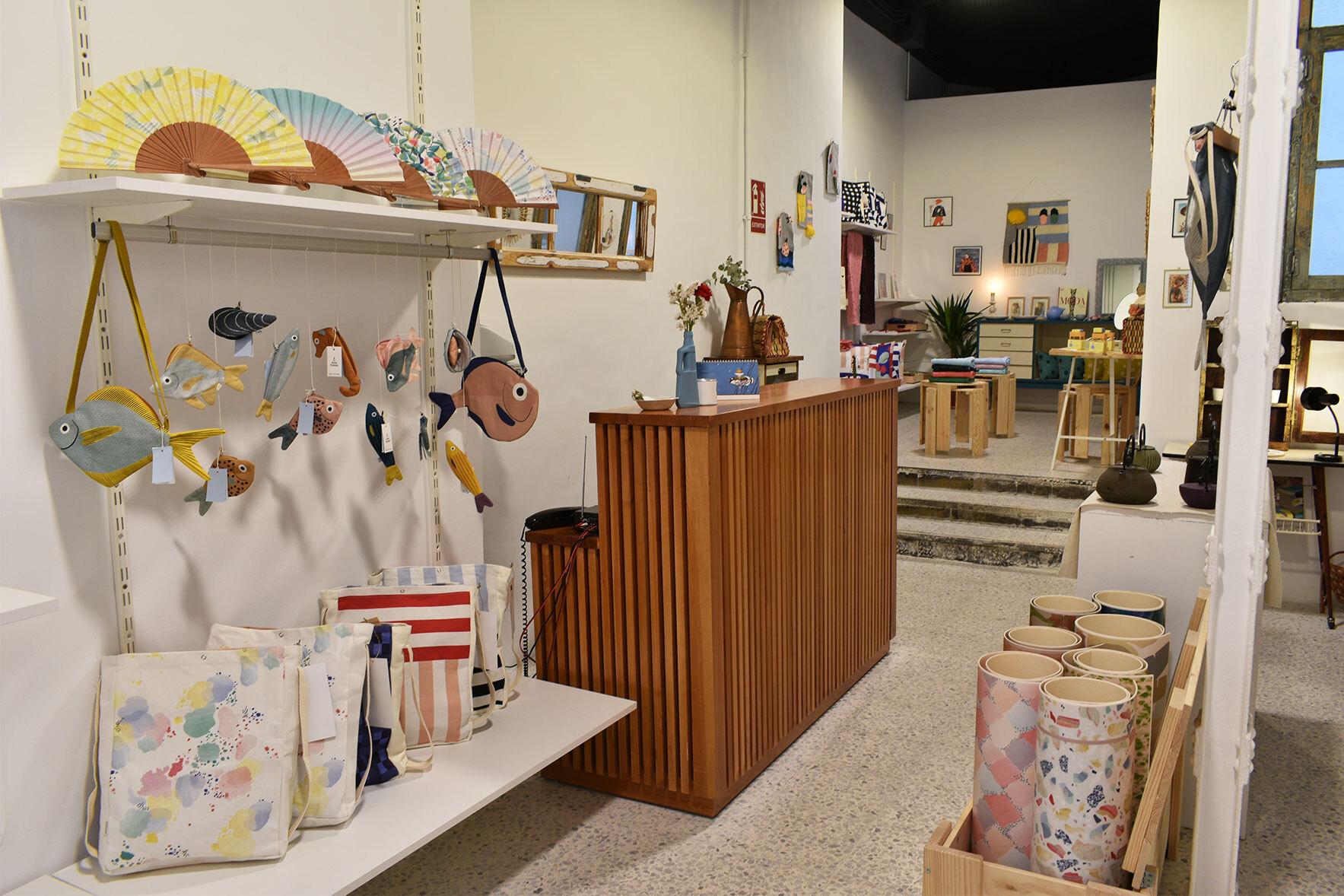 La Portilla Shop