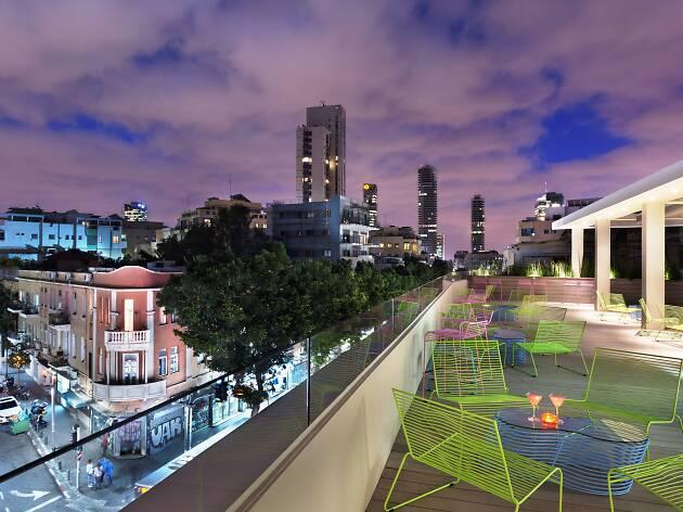 The Best Rooftop Bars in Tel Aviv