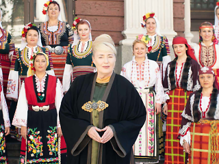 The Mystery of the Bulgarian Voices featuring Lisa Gerrard