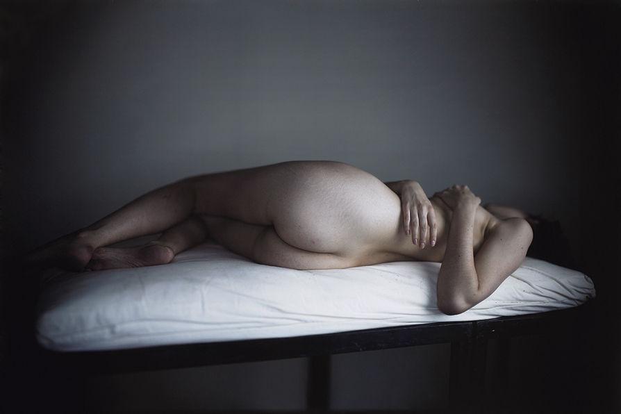 Richard Learoyd A la manera de Ingres, 2011