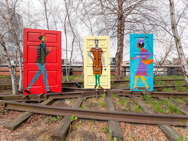 The best outdoor art in NYC this summer