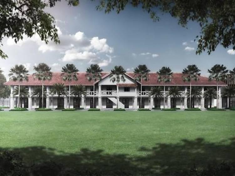 The Barracks Hotel Sentosa