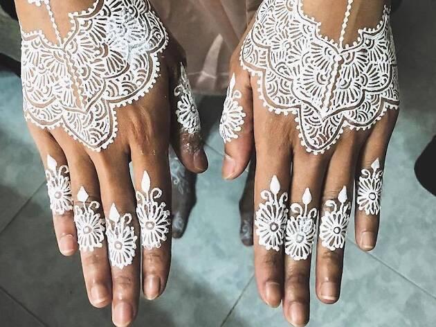artsyatelier, henna