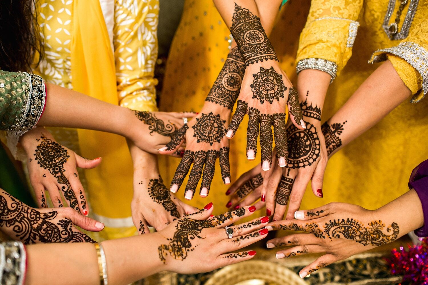 The best henna artists in Singapore