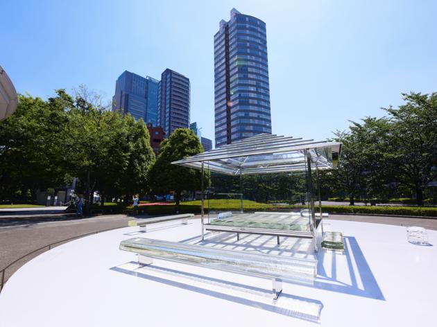 Best public art sculptures in Tokyo