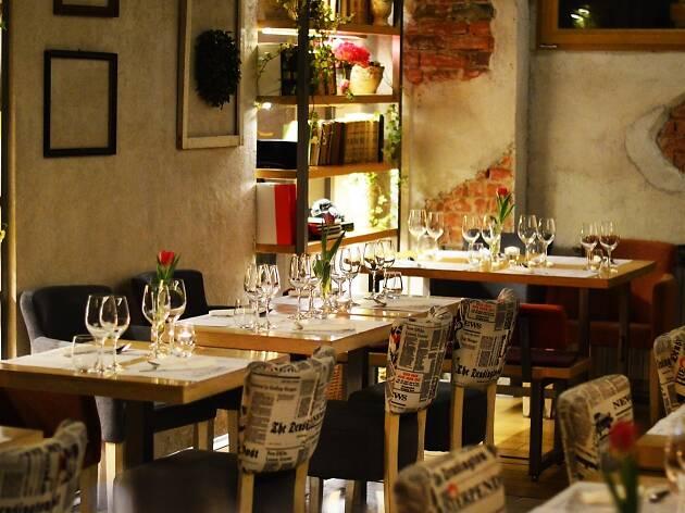 Pod Zidom Bistro & Wine Bar