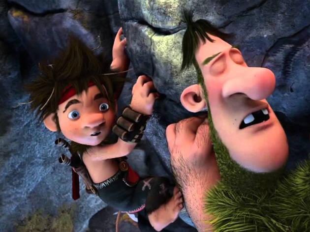 Troll e o Reino de Ervod