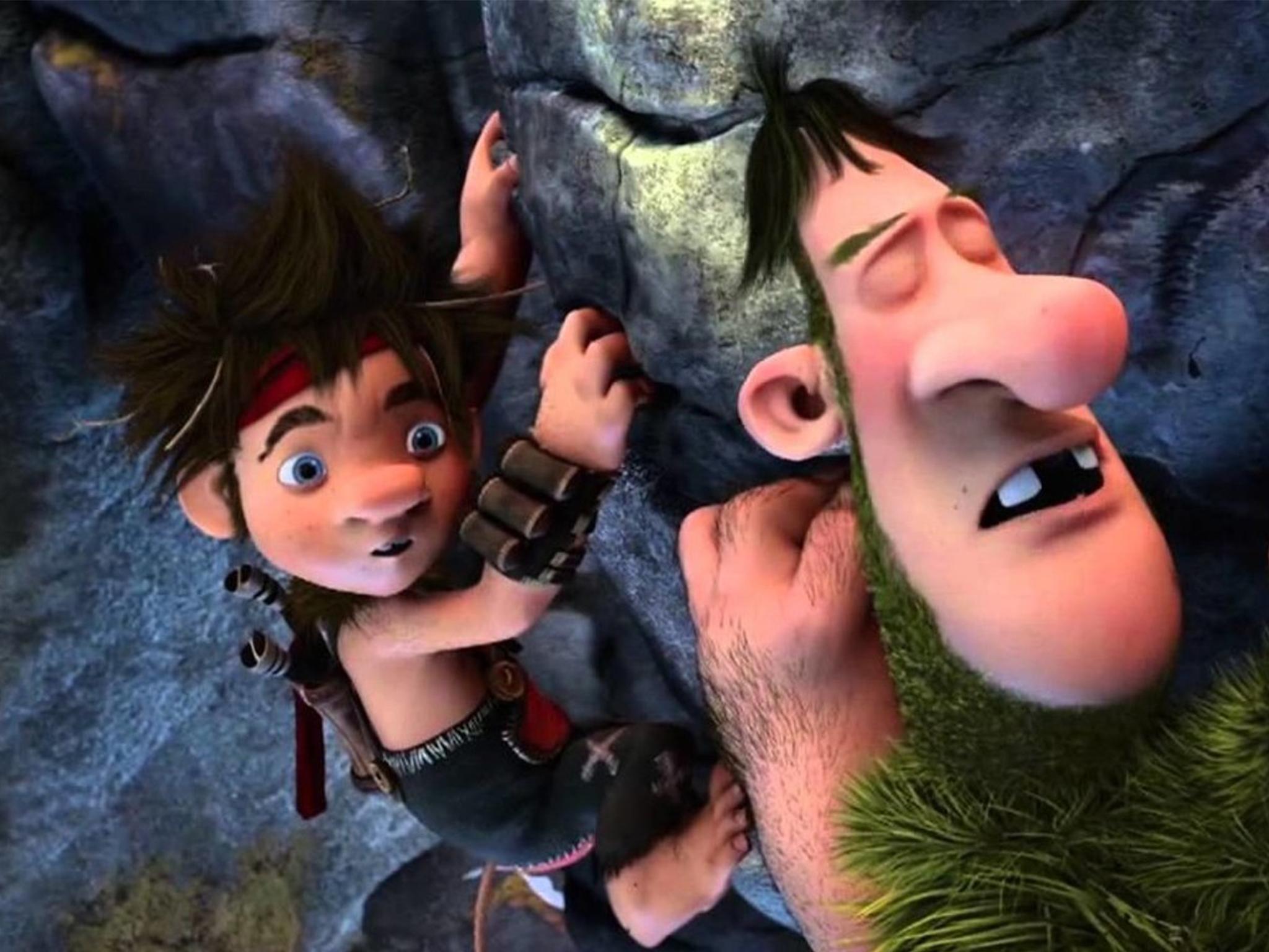 Troll e o Reino de Ervod (2018)