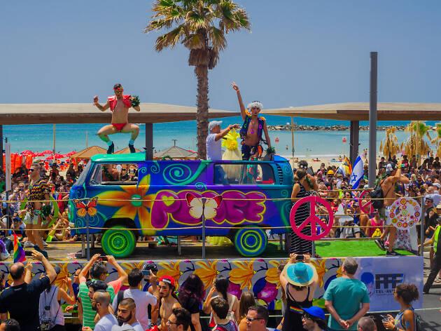 The Gay-Friendliest Cities in Israel