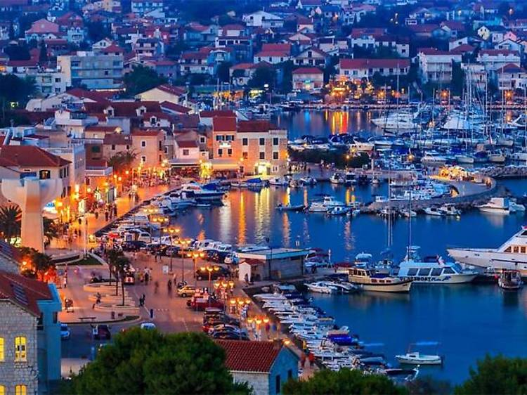 Holiday at Vodice