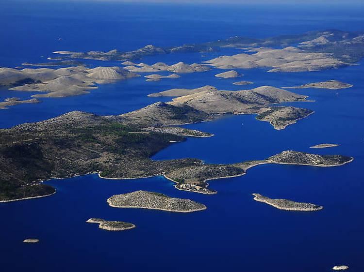 Sail to Kornati and Murter