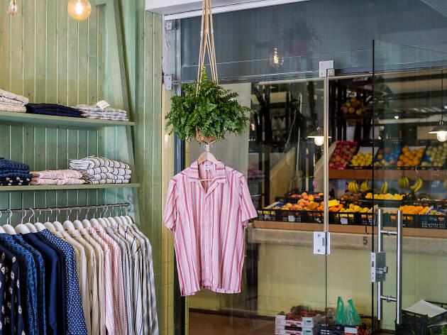 As melhores lojas para homem em Lisboa