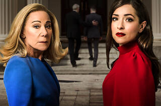 Two Ladies, Bridge Theatre 2019