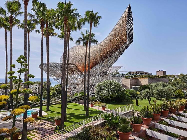 'Atrapa a un ladrón' a l'Hotel Arts Barcelona