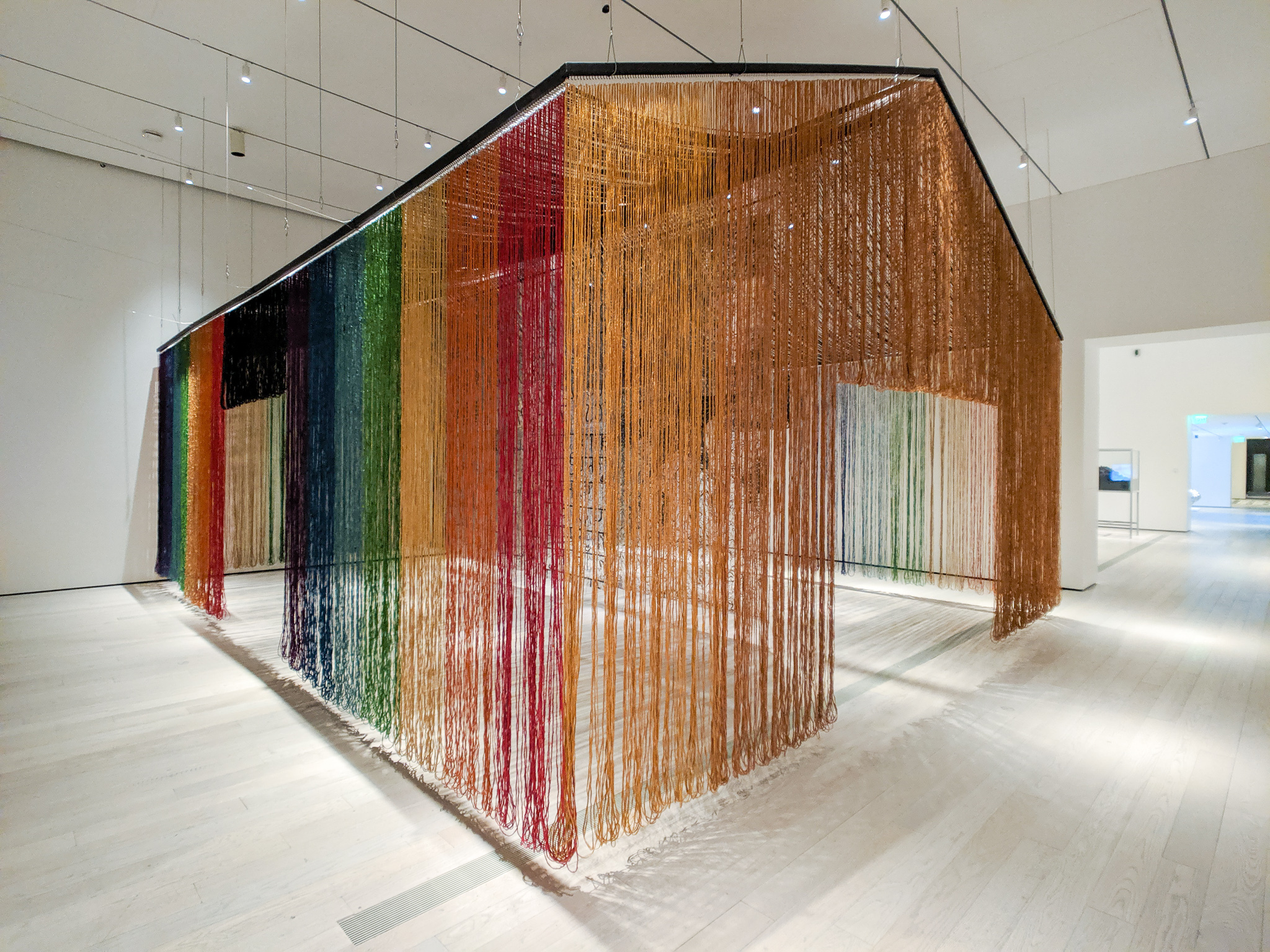 """The Allure of Matter: Material Art from China"""