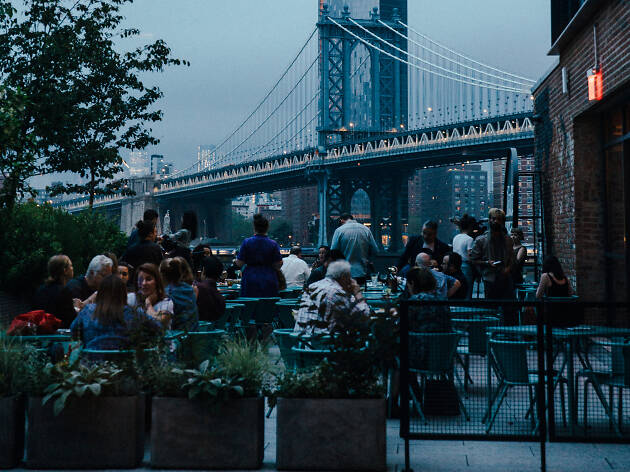 The 18 best waterfront restaurants in NYC