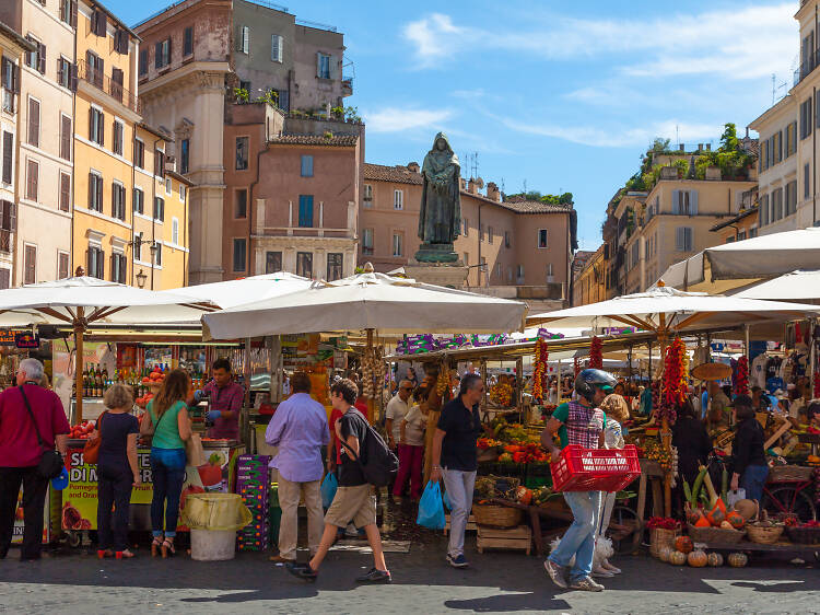 The 11 best markets in Rome