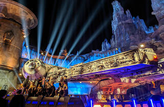 Best things to do Disneyland Star Wars Galaxy's Edge