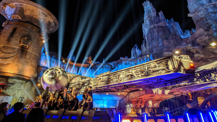Best things to do Disneyland Star Wars Galaxy's Edge