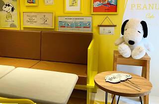 Peanuts Cafe Tokyo