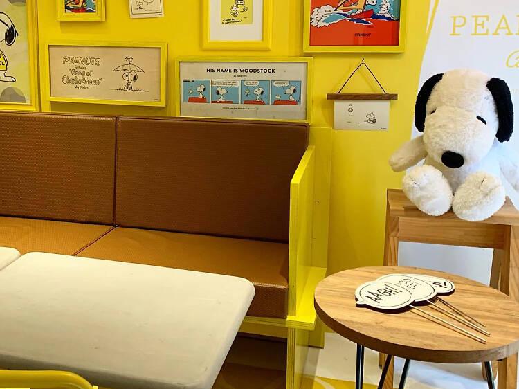 Best character cafés and restaurants in Tokyo