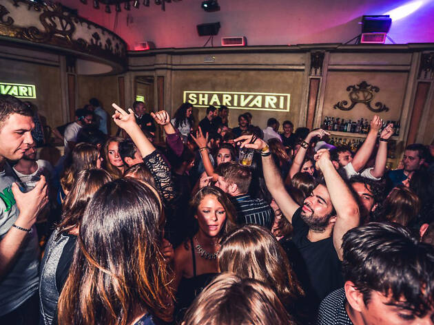The most awesome clubs in Rome