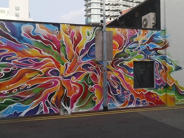 slacsatu, street art