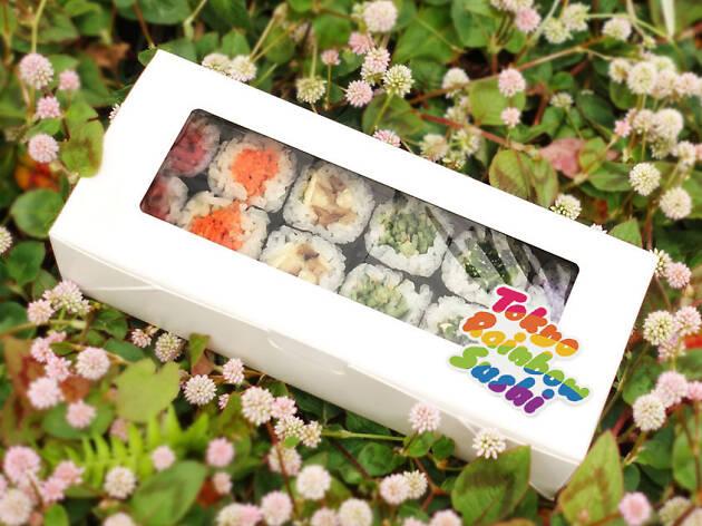 Tokyo Rainbow Sushi