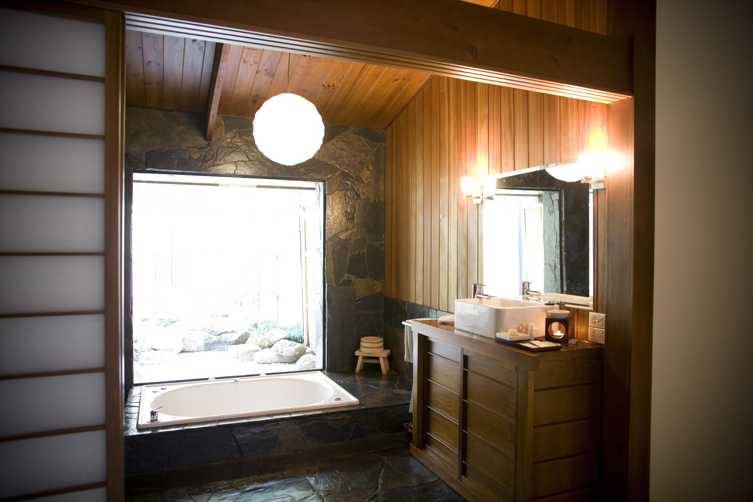Japanese Mountain Retreat & Day Spa