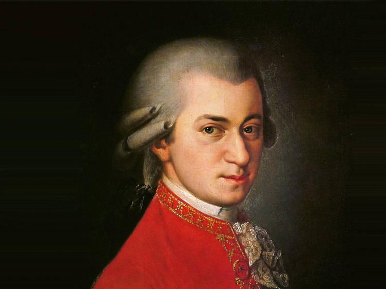 Nove concertos de Mozart que precisa de ouvir