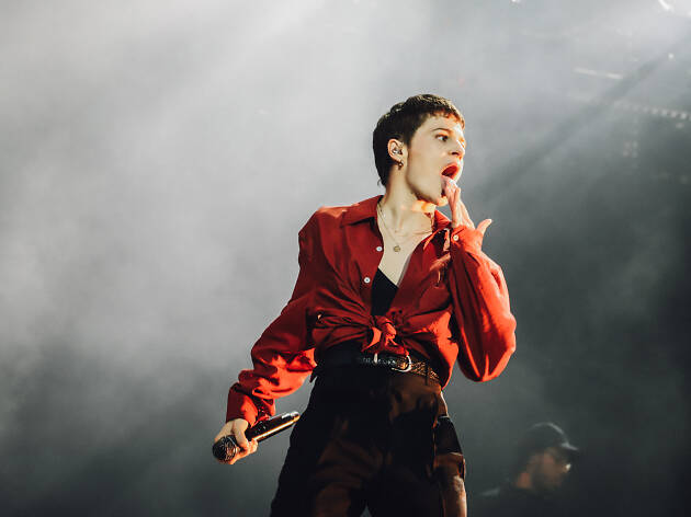 Christine and the Queens, Primavera Sound 2019