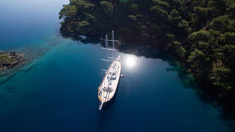 Croatia Luxury Gulet