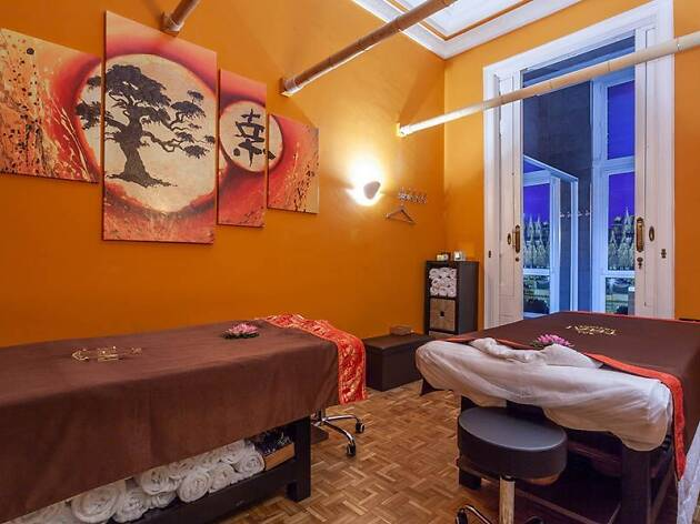Thai Spa Massage Barcelona