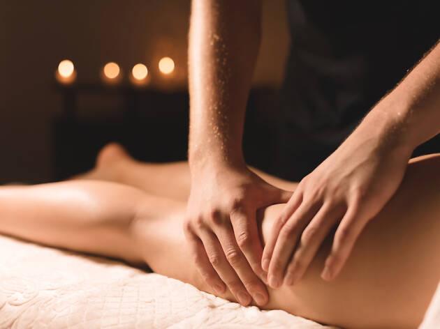 Massatges relaxants (i estimulants)