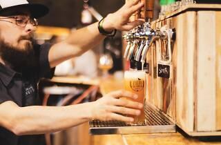 pátio da cerveja