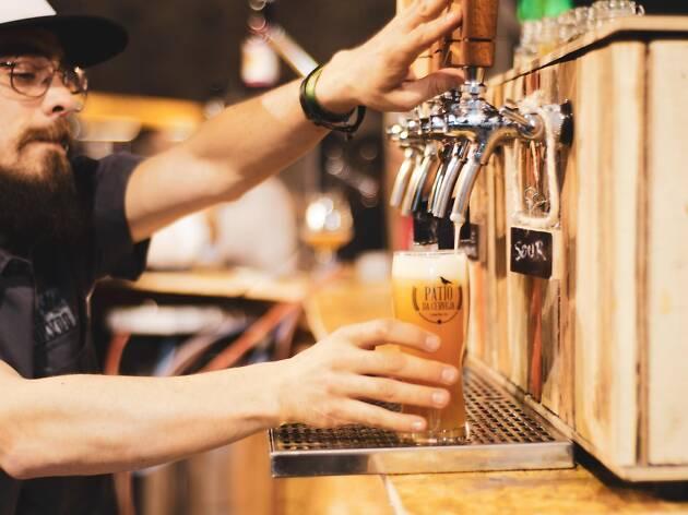 Fazem-se entregas de cerveja ao domicílio em Lisboa