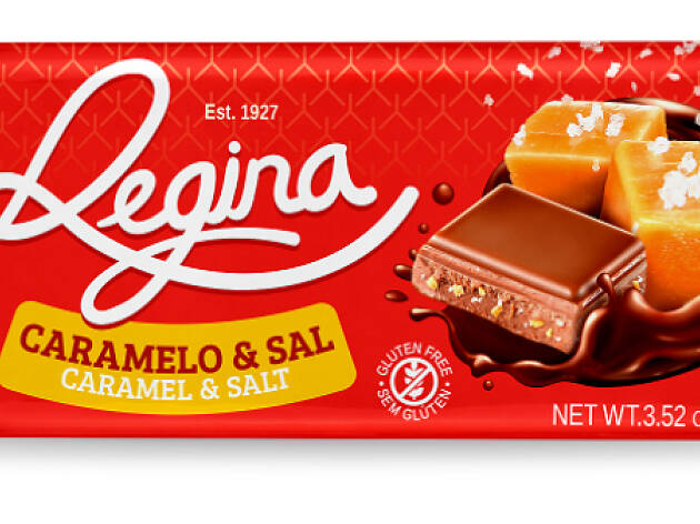 Regina Caramelo & Sal