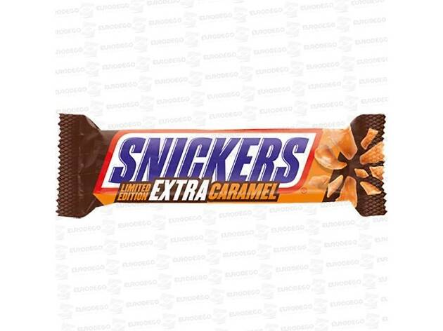 Snickers Extra Caramel