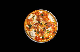 Time Out Market Dish of the Day: Juliana's margherita pizza