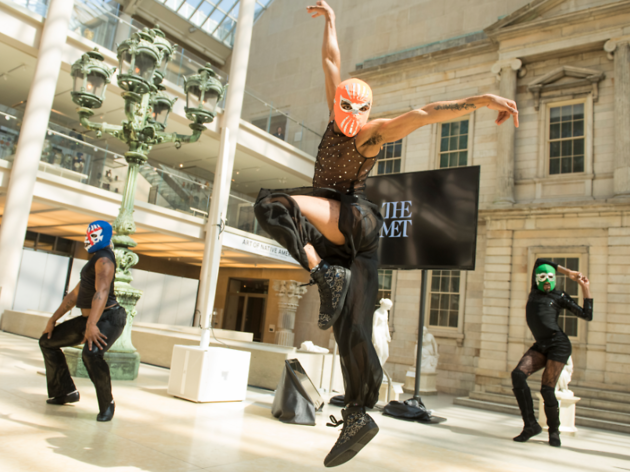 Battle of the Legends: Vogueing at the Met