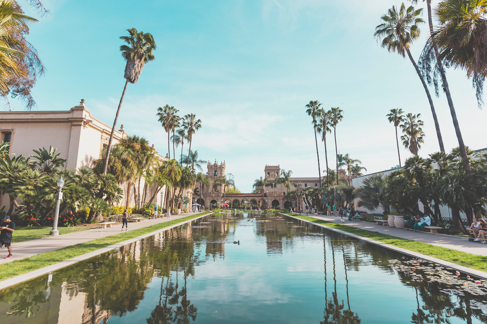 The best car-free day trips from Los Angeles
