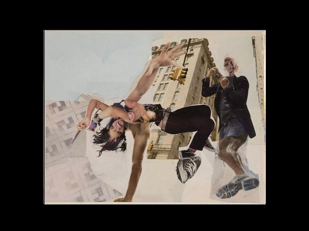 Rodríguez Calero, Barrio Boogie Movement, 2006