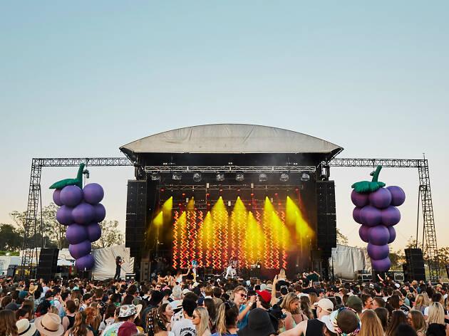 Grapevine Festival
