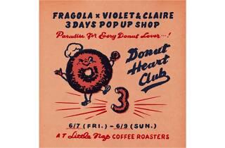 Donut Heart Club