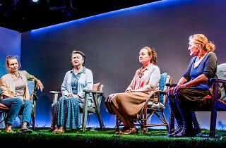 Escaped Alone Red Stitch Actors Theatre 2019 supplied image