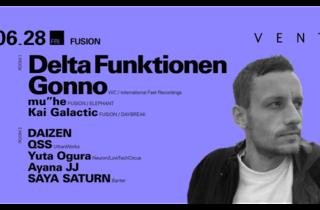 Delta Funktionen at FUSION