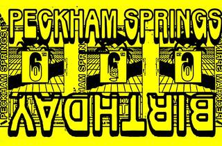 Peckham Springs 6th Birthday