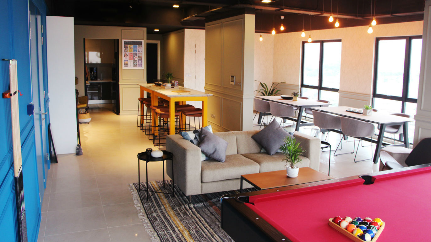 Co-Living – The future of the urban lifestyle